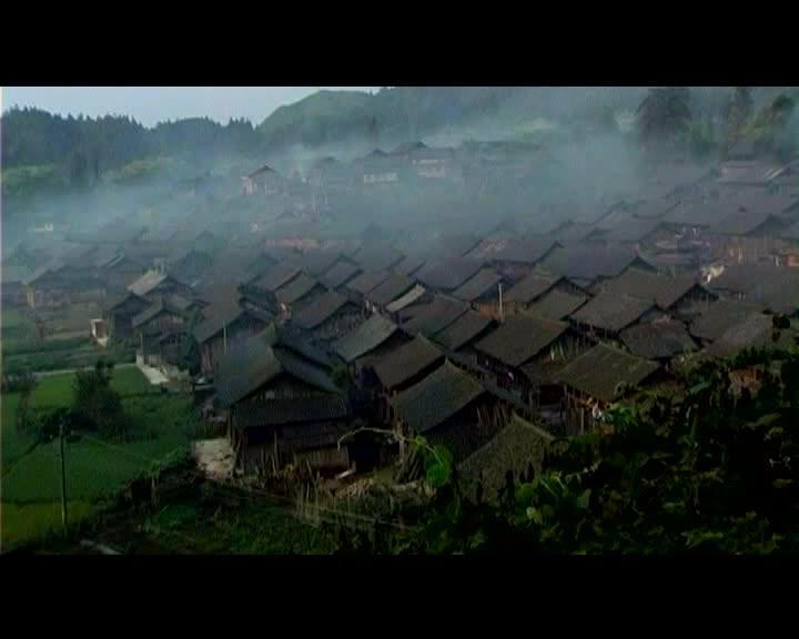 地扪-时光边缘的古老村落